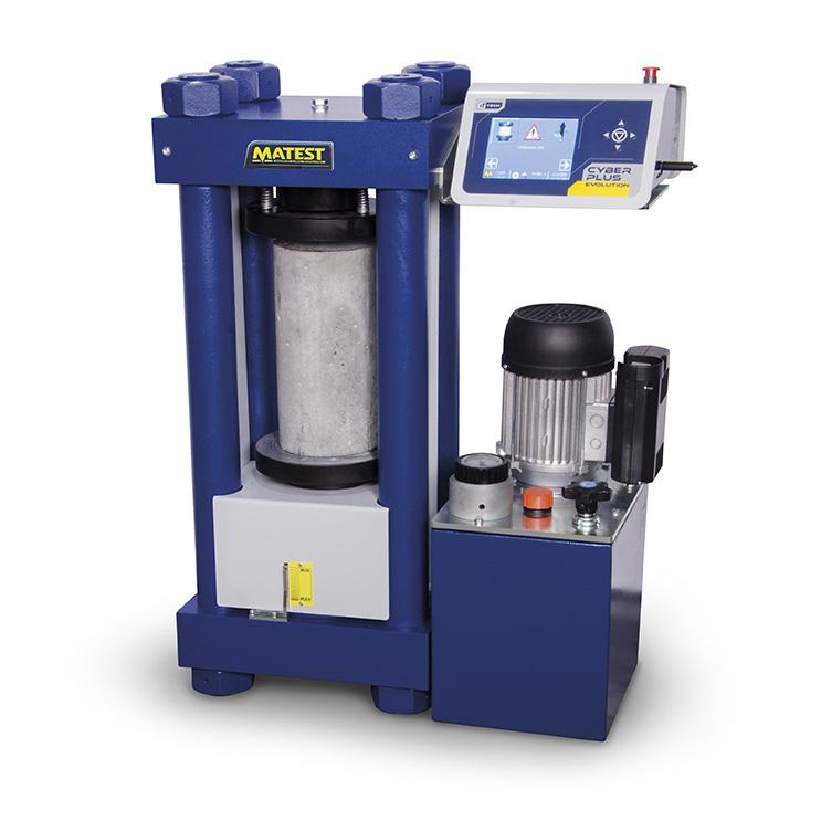 Пресс испытательный C040N 1500/250 кН (C040PN132)
