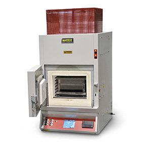Асфальтоанализатор по методу выжигания B005