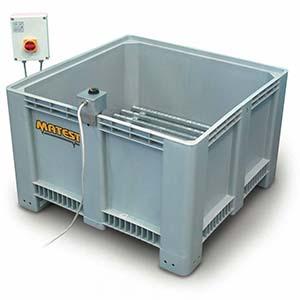 Ванна для выдержки бетонных образцов C302 KIT (650 л)