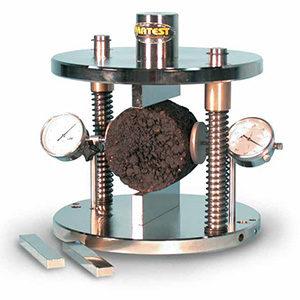 Устройство для определения предела прочности на растяжение при расколе