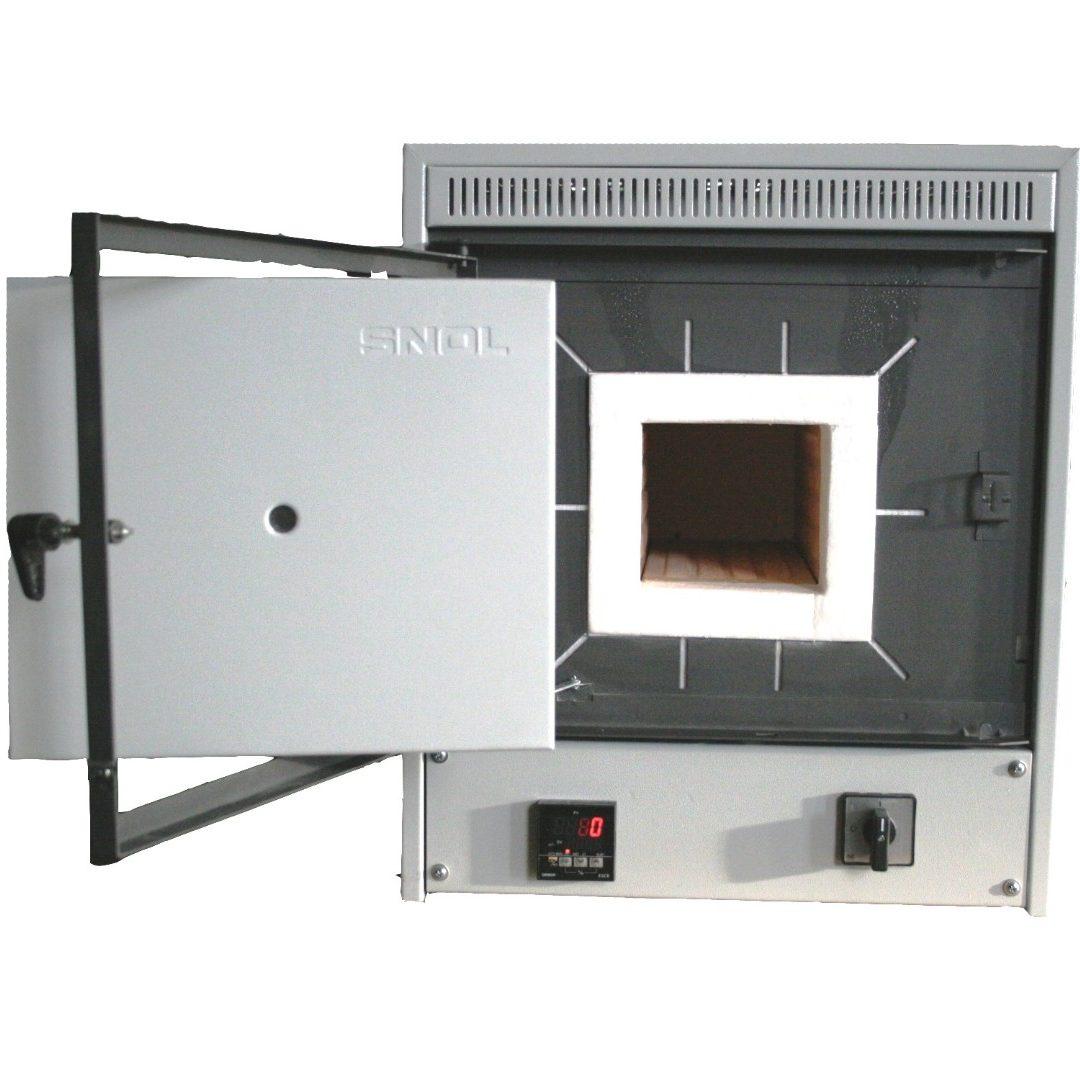 Лабораторная электропечь SNOL 4/1300