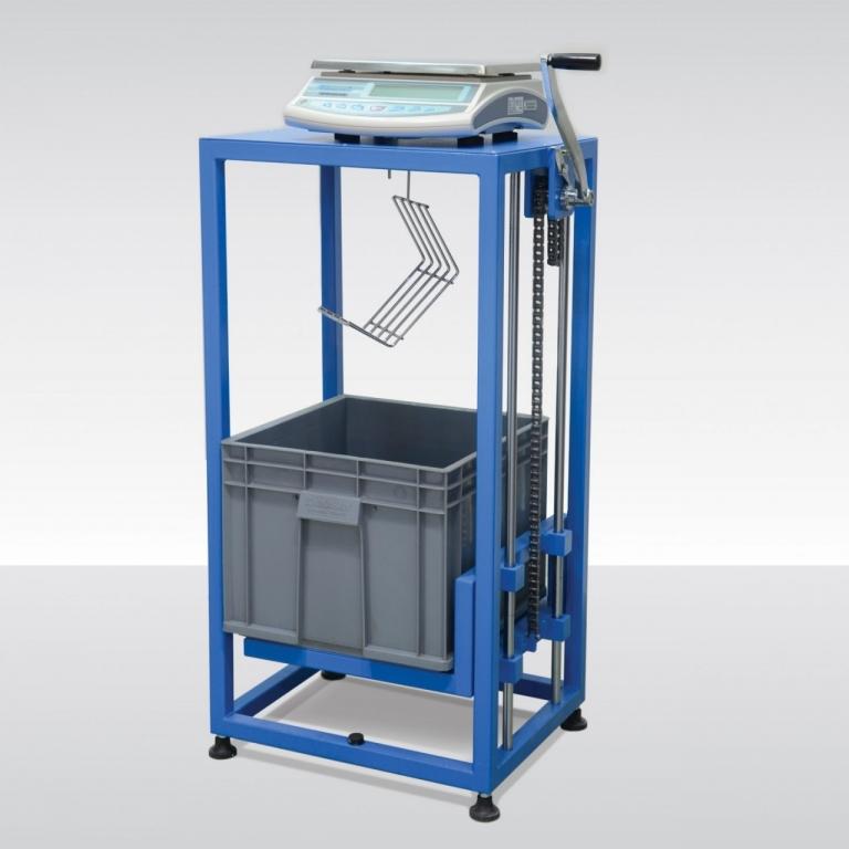 Установка для гидростатического взвешивания UTW-1000
