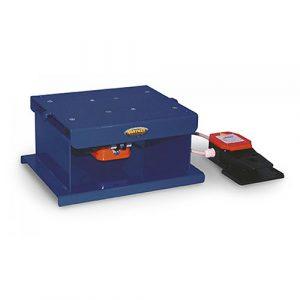 Виброплощадка лабораторная C282 с педалью-выключателем