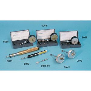 Карманный грунтовый пенетрометр S065 (0…6 кг/см2)