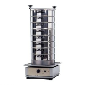 Электромагнитная цифровая виброплощадка для сит UTG-0414