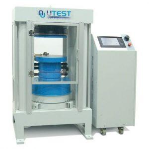 Четырёхколонный автоматический пресс для испытания материалов на сжатие UTC-6727.FPR / UTC-6737.FPR / UTC-6748.FPR / UTC-6758.FPR