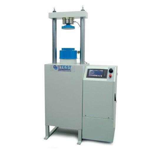 Автоматический пресс для испытания цемента на сжатие и/или изгиб UTCM-3722.FPR / UTCM-3742.FPR