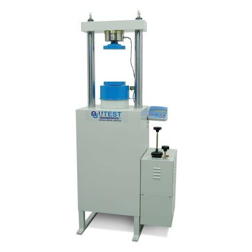 Полуавтоматический пресс для испытания цемента на сжатие и/или изгиб UTCM-3722.SLP / UTCM-3742.SLP