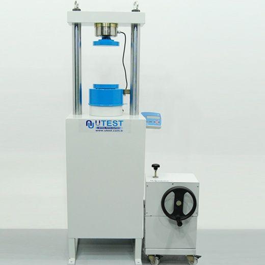Ручной пресс для испытания цемента на сжатие и/или изгиб UTCM-3722.MLP / UTCM-3742.MLP