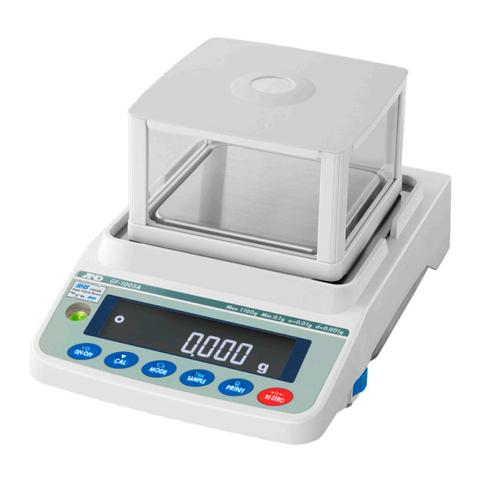 Лабораторные весы AND GF-403A