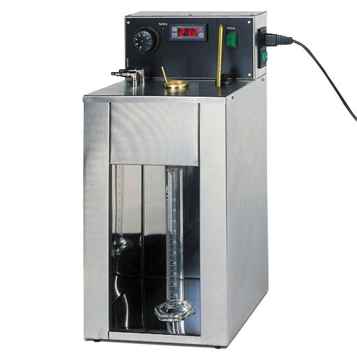 Цифровой стандартный вискозиметр для смол UTB-1200