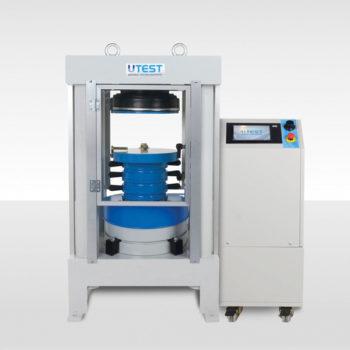 Автоматические четырехколонные машины для испытания на сжатие кубов и цилиндров Utest UTC-67XX.FPR