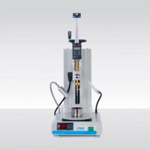 Полуавтоматический цифровой пенетрометр для битума  UTEST UTB-0120