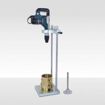 Вибрационный молот для уплотнения грунта и битумных смесей UTS-0680