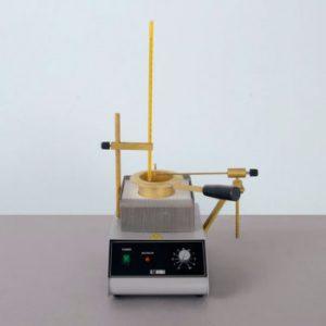 Аппарат для определения температуры вспышки и воспламенения UTB-1350 по Кливленду