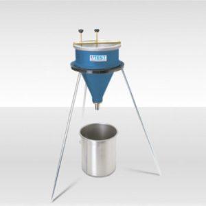Воронка UTCM-0720A и UTCM-0730A для определения текучести цементных растворов