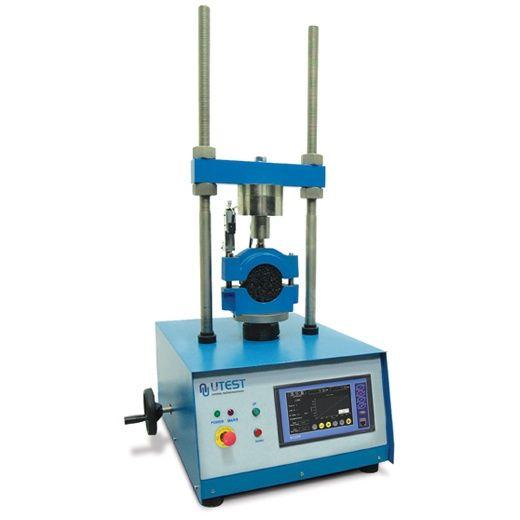 Автоматическая цифровая установка испытания на прочность по схеме Маршалла UТАS-1056