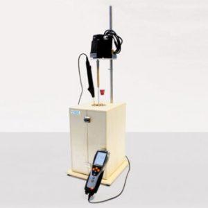 Калориметр теплоты гидратации с высоким разрешением UTEST UTCM-0347