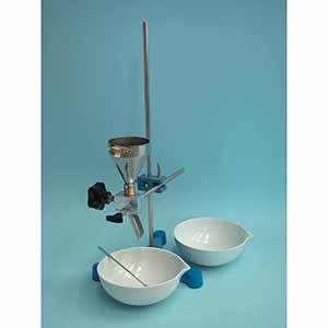 Комплект B090 для определения скорости распада битумной эмульсии