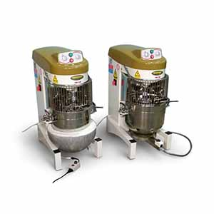 Планетарный смеситель B027L вместимостью 30 литров