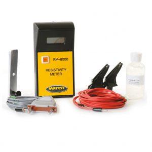 Измеритель электропроводности бетона C412-01