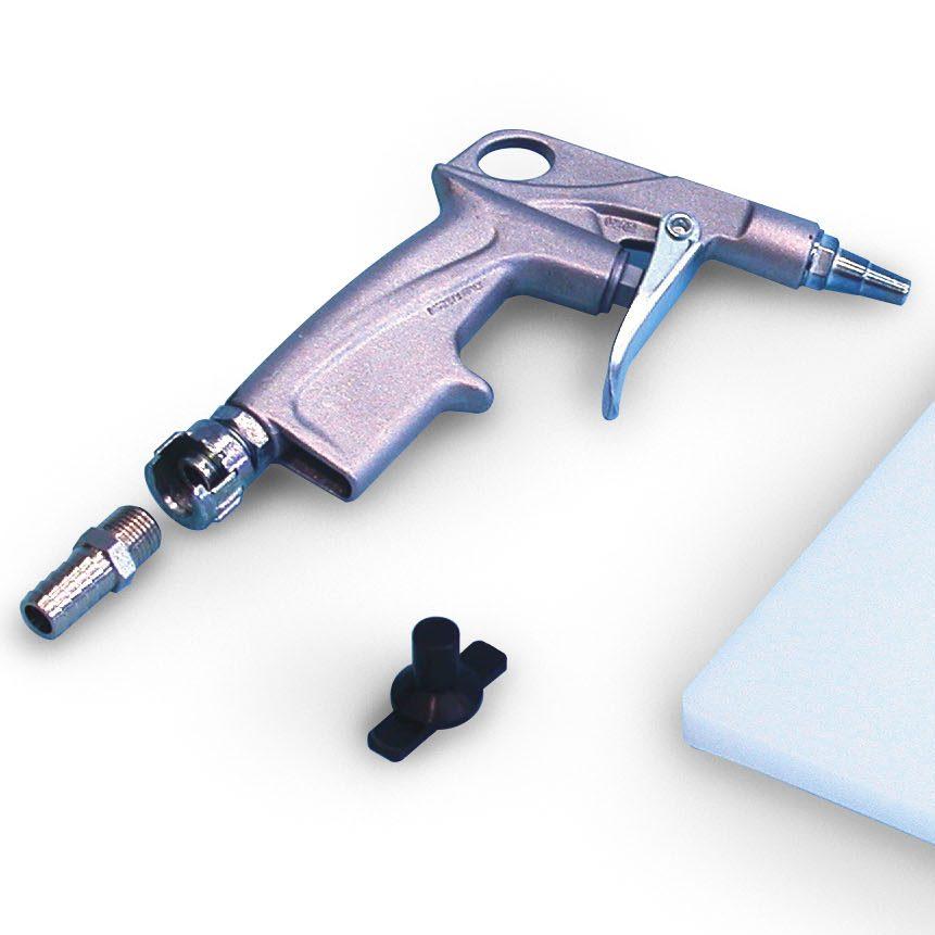 Пистолет C230-05 для извлечения образцов из пластиковых форм