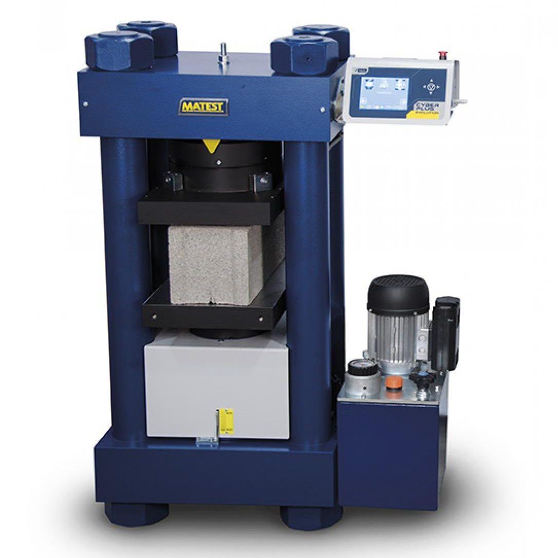 Пресс испытательный «высокой» стабильности C089-21N на 2000 кН