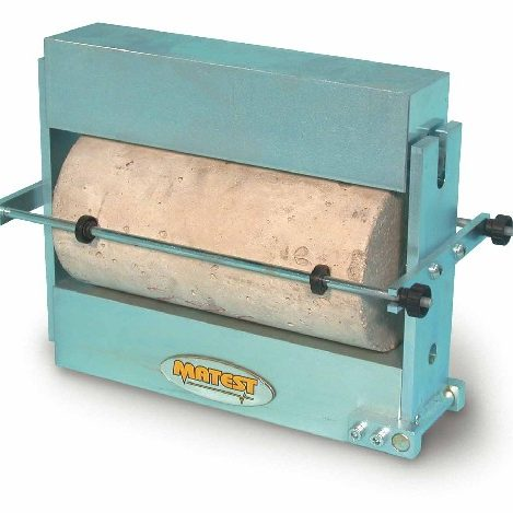 Приспособления для испытаний на растяжение при раскалывании C100, C101, C102