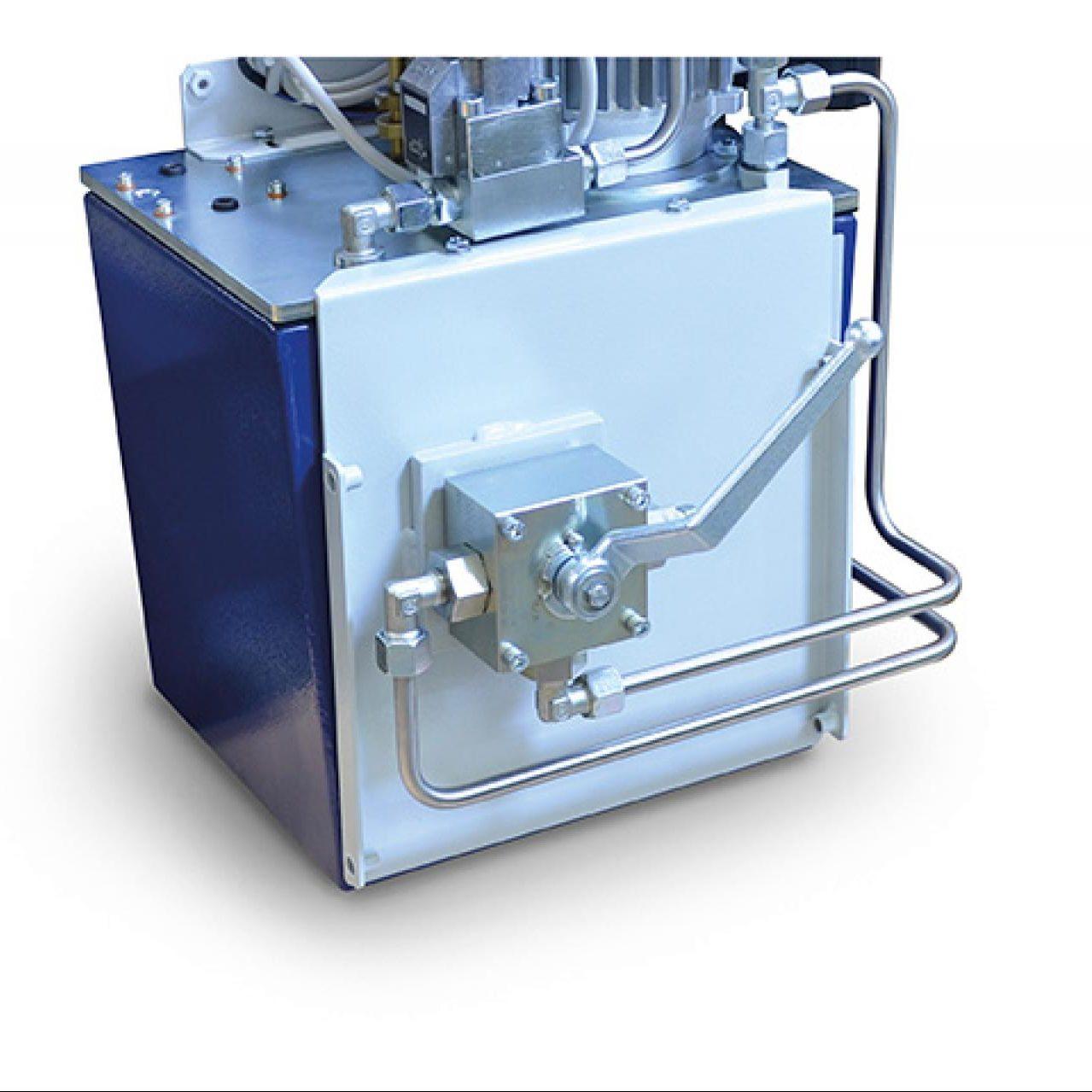 Двухходовой гидравлический клапан для подключения второй рамы C115-01