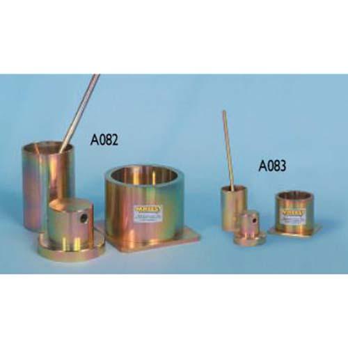 Цилиндры дробимости щебня A082 и A083