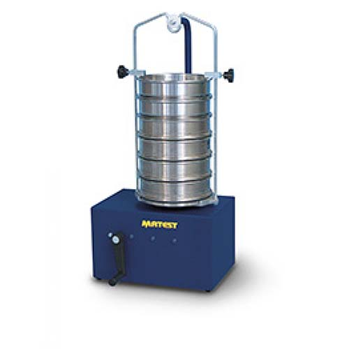 Ручной вибропривод A058-01 для сит диаметром до 200 мм
