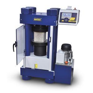 Пресс испытательный C071A на 3000 кН