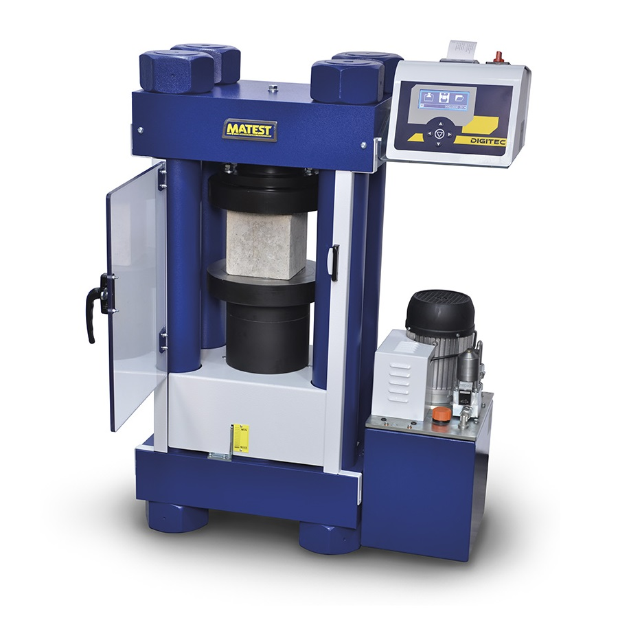 Пресс испытательный C070D на 3000 кН